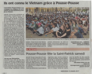 15 mars 2017, Ouest-France