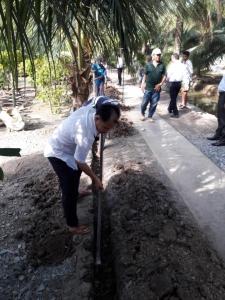 Aménagement de l'eau propre - 3ème tranche (1)