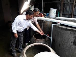 Aménagement de l'eau propre - 3ème tranche (2)