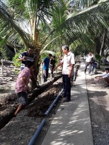 Aménagement de l'eau propre - 3ème tranche (3)