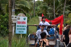 Arrivée à Tan Thoi pleine d'émotions (6)