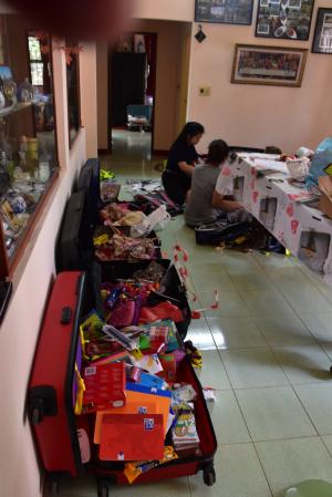 Arrivée à Tan Thoi pleine d'émotions (7)