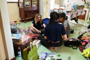 Arrivée à Tan Thoi pleine d'émotions (9)
