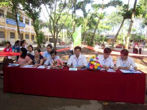 Le collège organise un concours de chant (1)