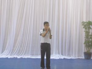 Le collège organise un concours de chant (12)