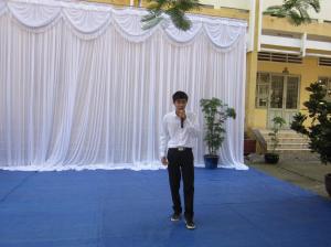 Le collège organise un concours de chant (6)