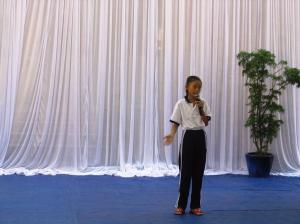 Le collège organise un concours de chant (8)