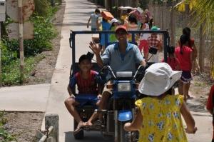 Pousse-Pousse est au Vietnam (10)