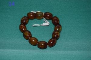 14. Marron perles ovales (14€)