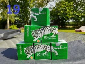19. Baume du tigre (5€)