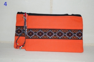 04. Pochette sac orange (5€)