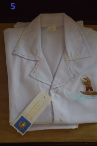 05. Pyjama blanc 2 ans (7€)
