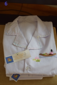 06. Pyjama blanc 3 ans (8€)