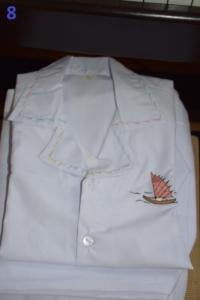 08. Pyjama blanc 2 ans (8€)