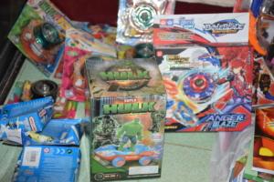 Idées de cadeaux pour les enfants parrainés (5)