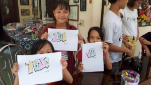 Sylvie – Voyage au Vietnam – Août 2019 (1)