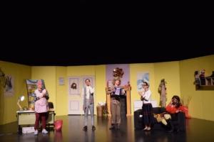 Théâtre « TRAC n'Art » Le Père Noël est une ordure (1)