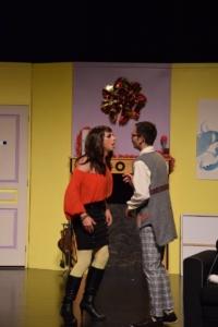 Théâtre « TRAC n'Art » Le Père Noël est une ordure (10)