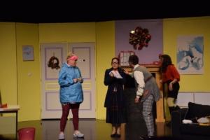 Théâtre « TRAC n'Art » Le Père Noël est une ordure (11)