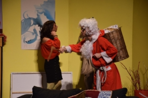 Théâtre « TRAC n'Art » Le Père Noël est une ordure (12)