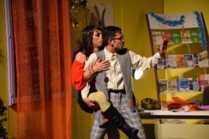 Théâtre « TRAC n'Art » Le Père Noël est une ordure (3)