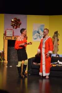 Théâtre « TRAC n'Art » Le Père Noël est une ordure (6)